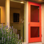front door paint colors, curb appeal