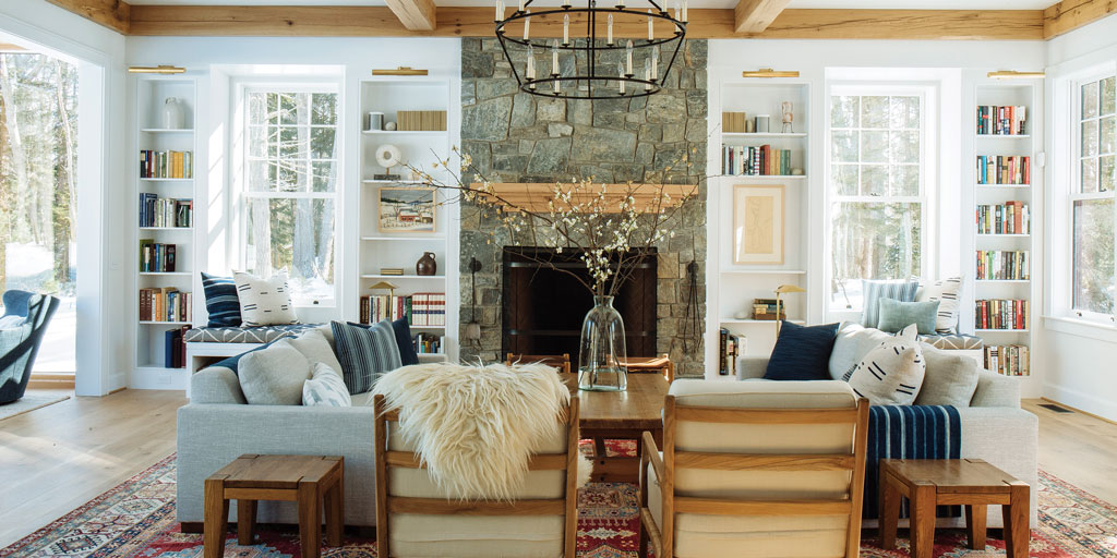 2019 Maine Homes Design Awards Winners Maine Homes By Down East