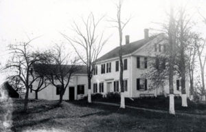 Alden House, Union, Maine