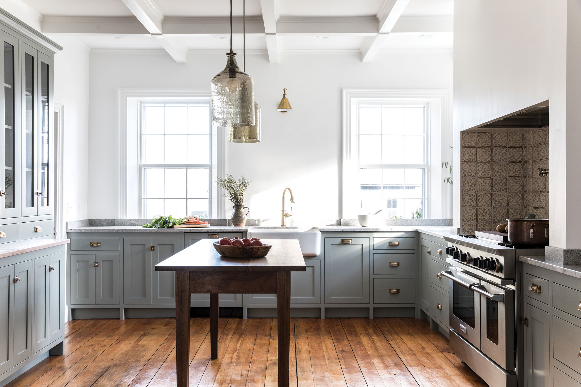 Block Brothers Custom Cabinets, Maine Homes Design Awards