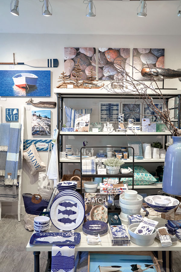 BIRCH Home Furnishing and Gifts, Wiscasset