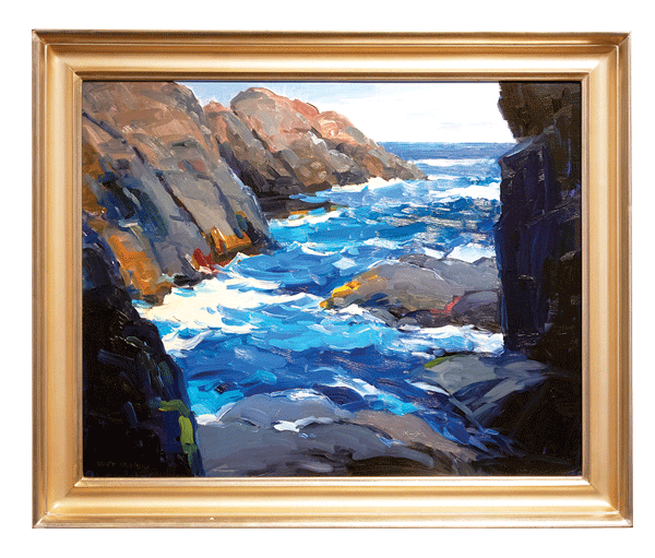 Keith Oehmig, Wiscasset Bay Gallery