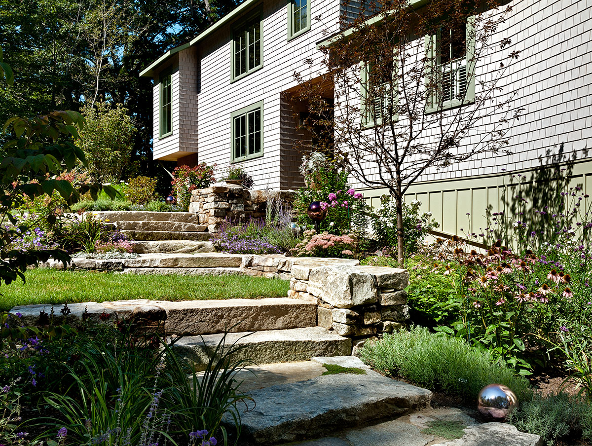 Maine Homes Design Awards, Readers Choice, professional landscape