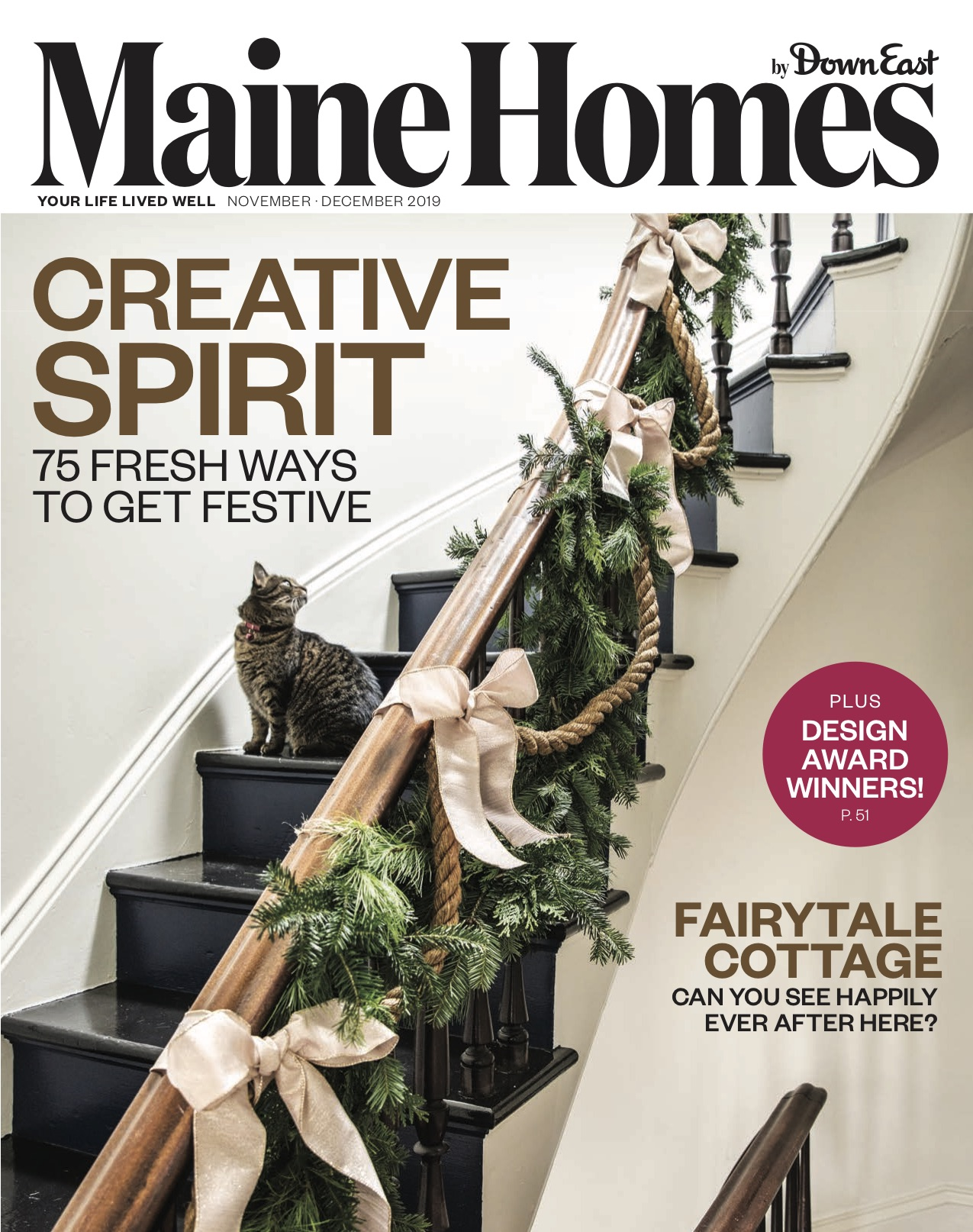 November/December 2019, Maine Homes by Down East