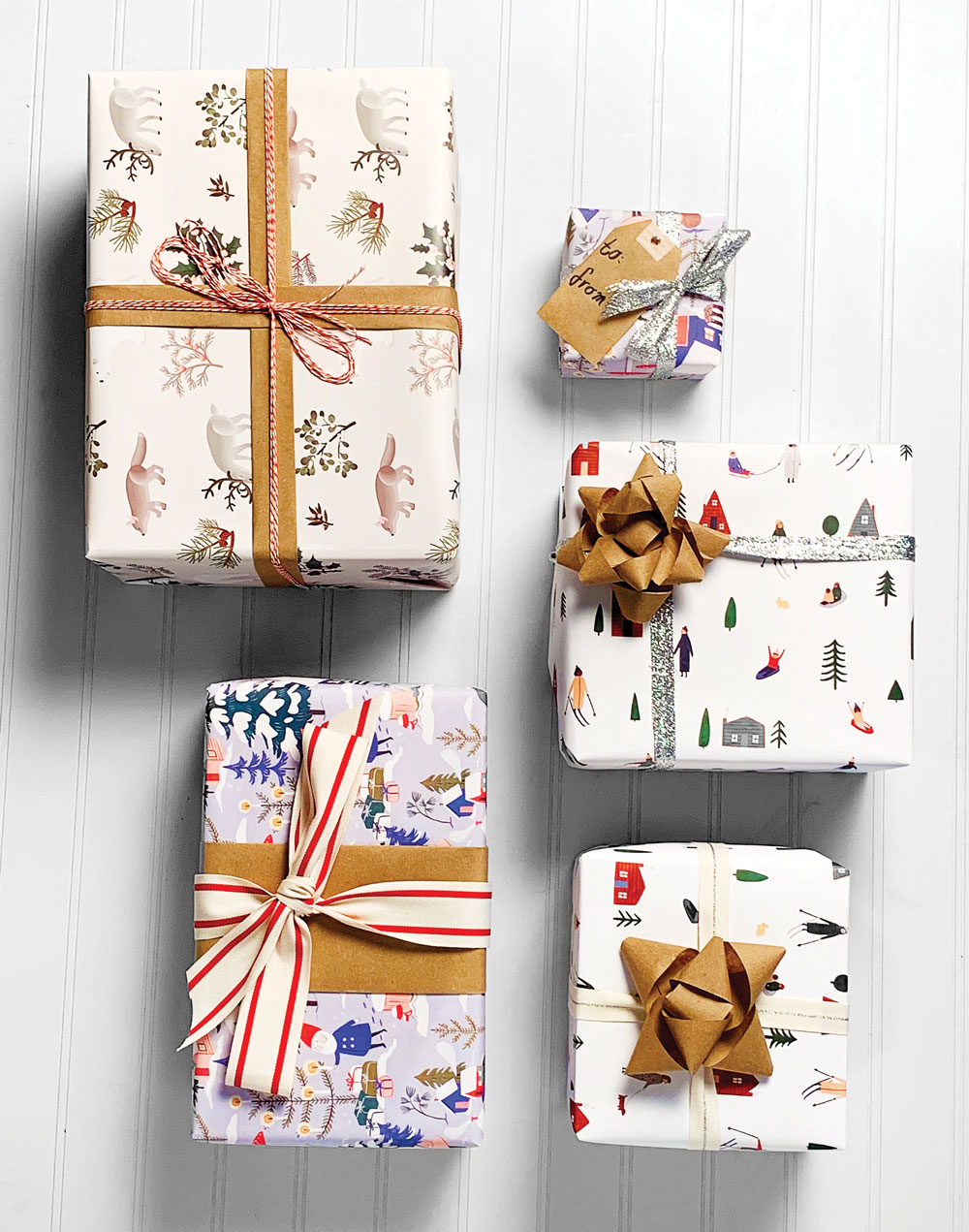 Holiday gift wrapping tips from the pros