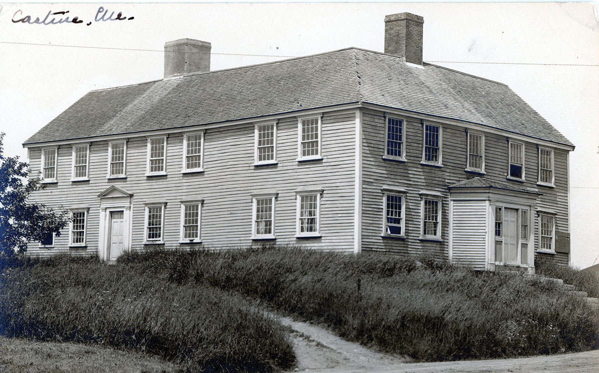 John Perkins House, Castine, Maine