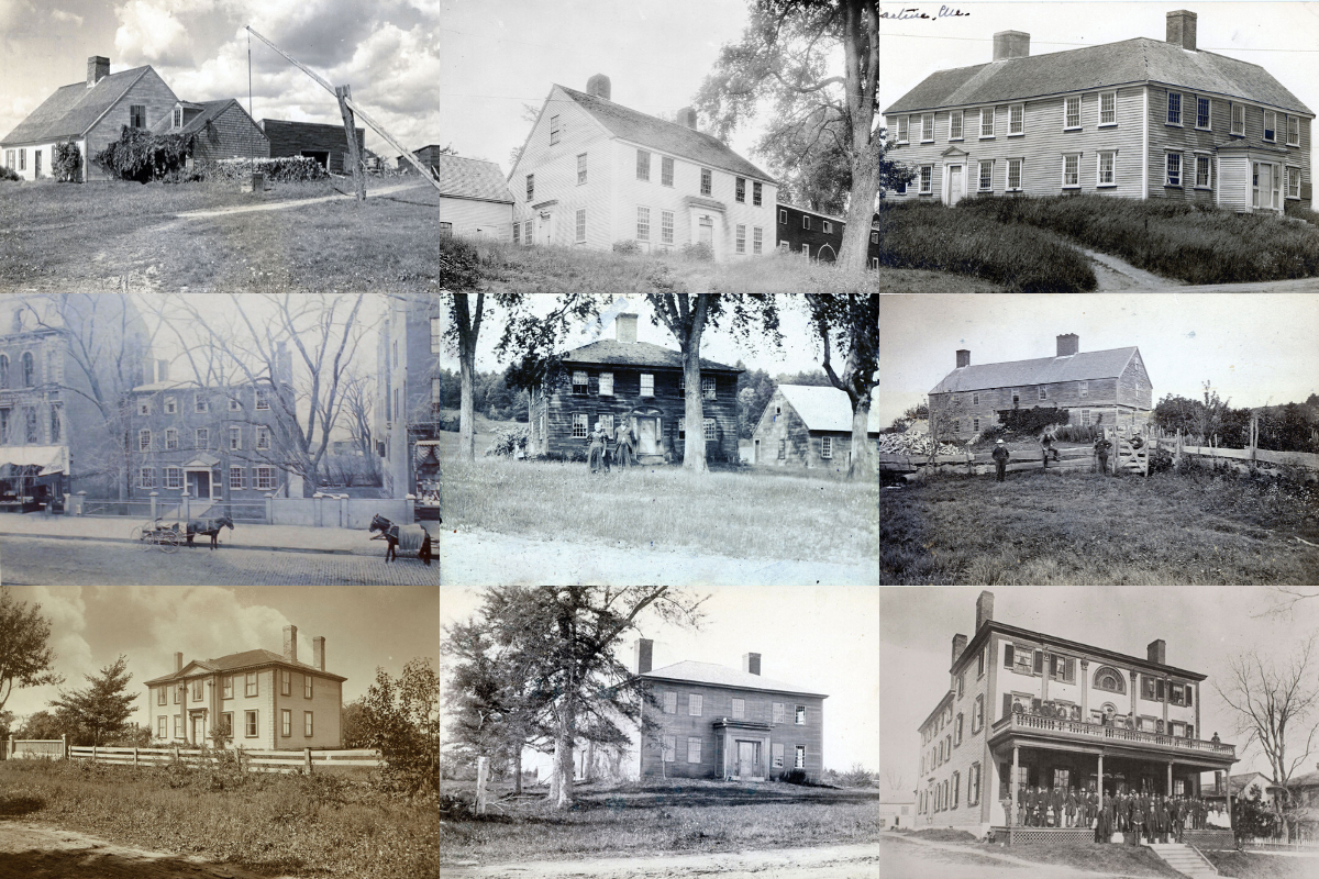 Maine's Bicentennial Homes, 200-year-old Maine homes