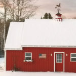 Lisa Steele's Dixmont Maine farm