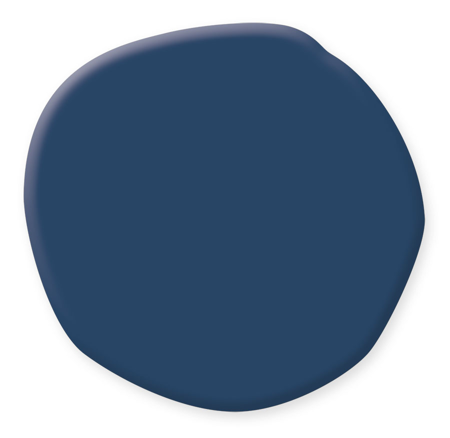 Hauge, a classic blue by Farrow & Ball