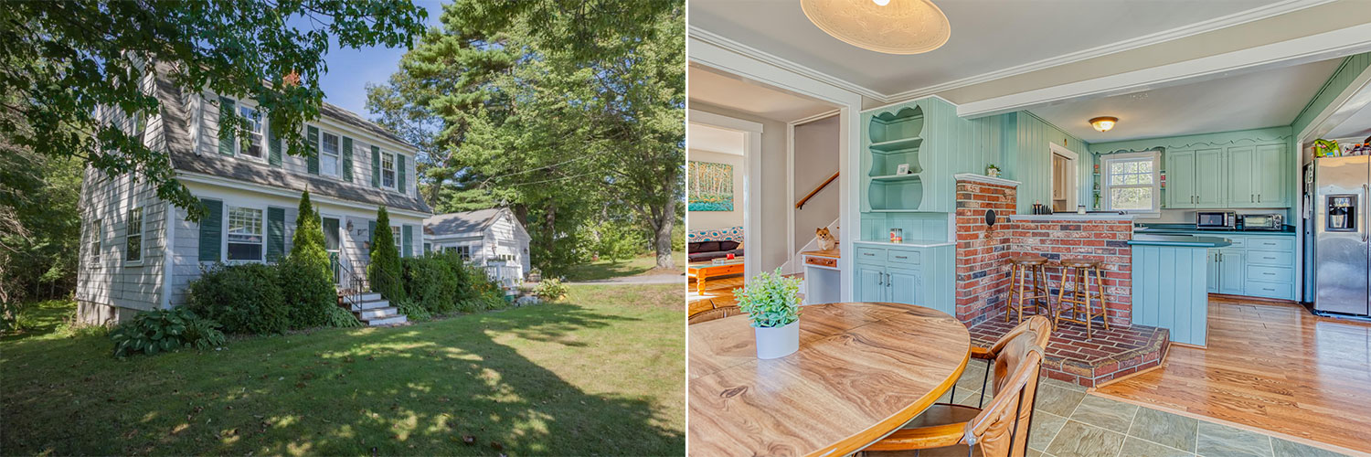 302 Townsend Avenue, Boothbay Harbor