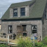 Monhegan Island cottage