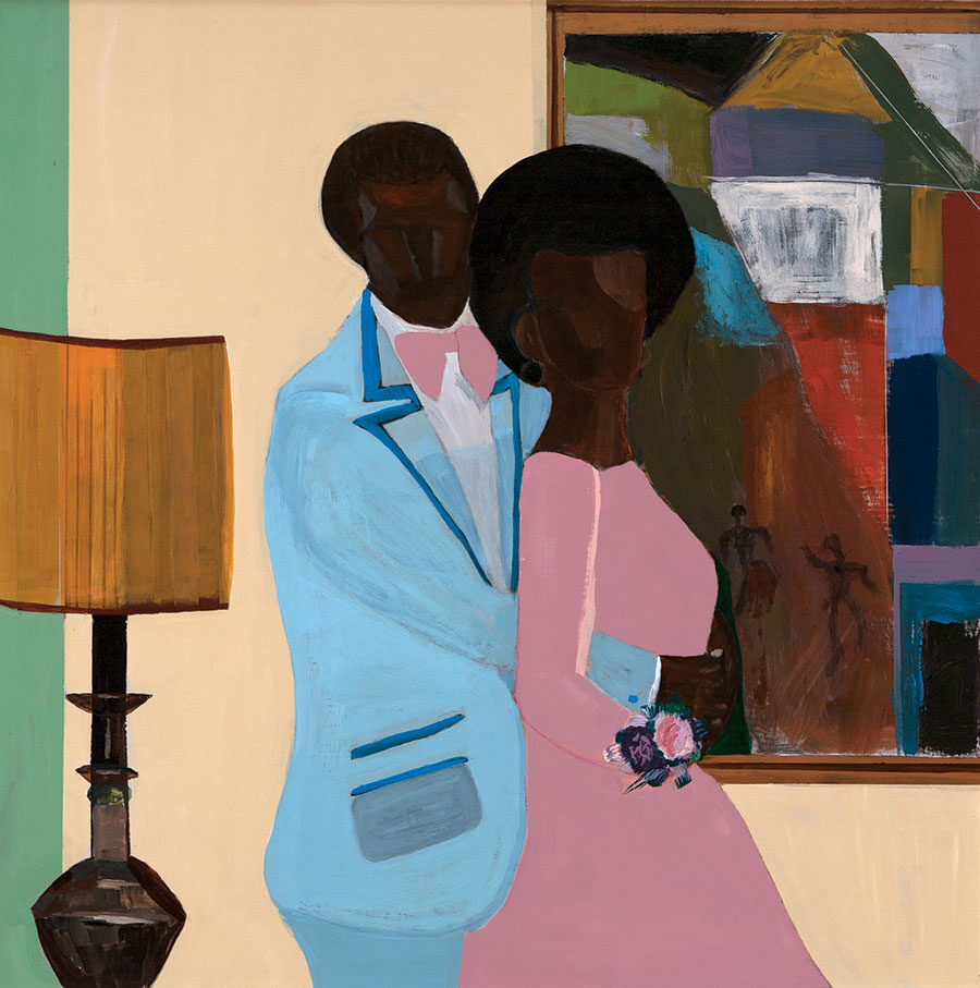 """Prom,"" by Reggie Burrows Hodges"