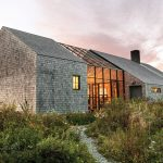 Architects Maria Berman and Brad Horn's Vinalhaven home