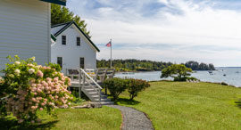 BassTerre on Goose Cove, 42 Bass Road, Tremont, ME 04612