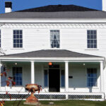 the 1799 Federal in Lincolnville Maine that belonged to General George Ulmer