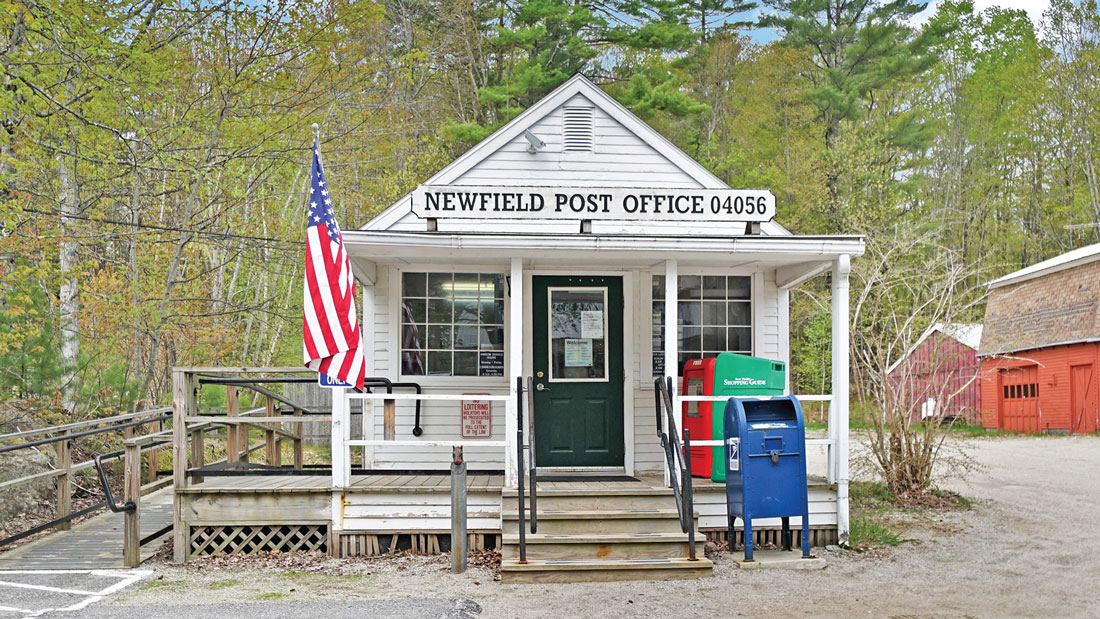 Newfield Post Office