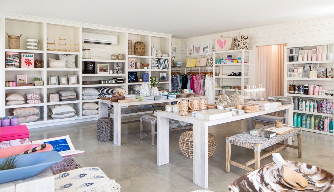 Spaces shop in Kennebunk