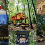 glamping in Maine