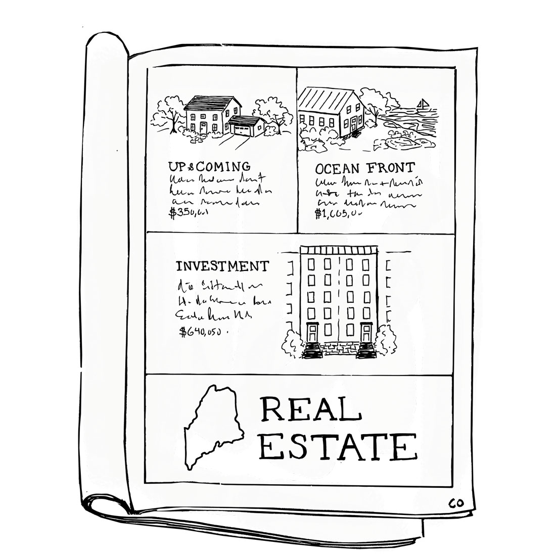 What are some lesser-known towns where you would recommend investing in real estate?