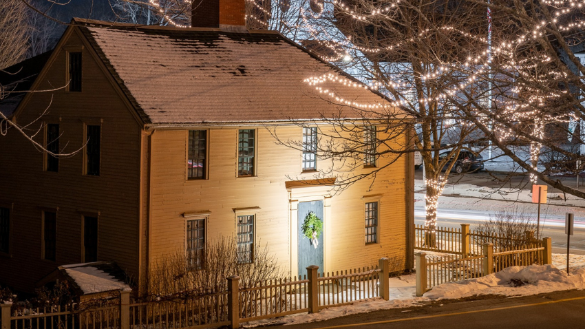 Homey Things to Do in Maine this Holiday Season