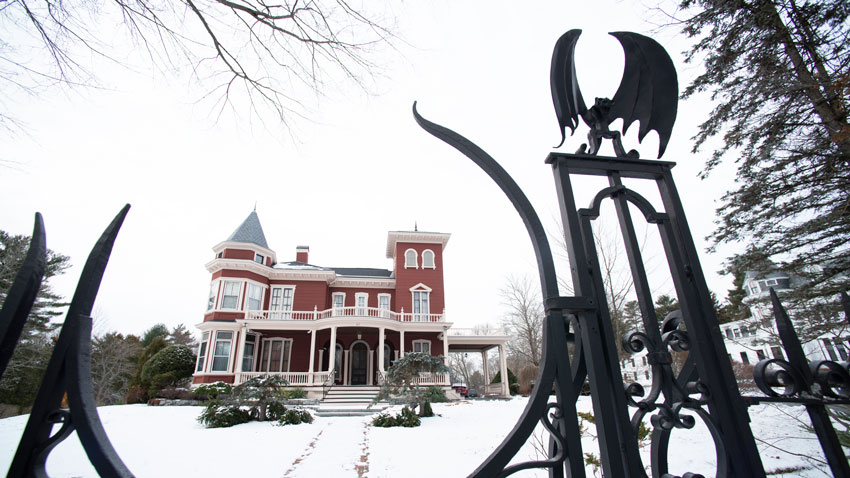 Italianate style home, the most-hated house style in Maine