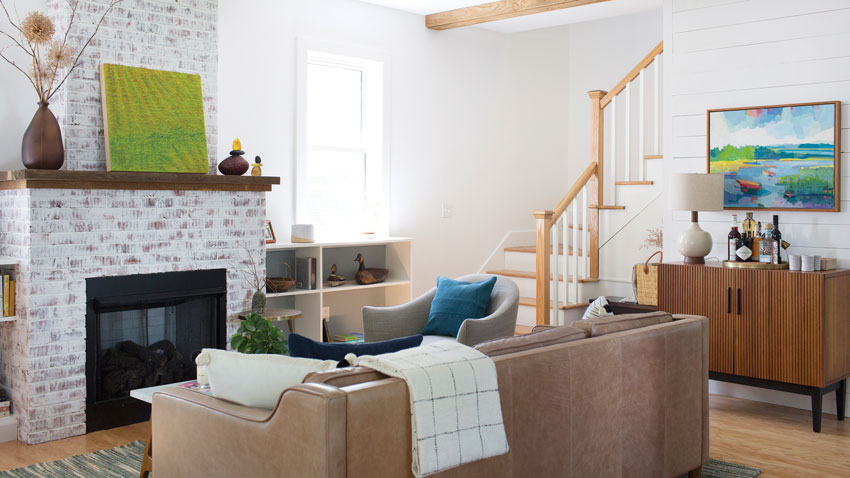 Michelle Peele's Rutherford Island carriage house makeover