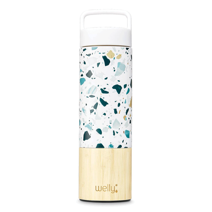 Welly's vacuum-insulated Traveler water bottle