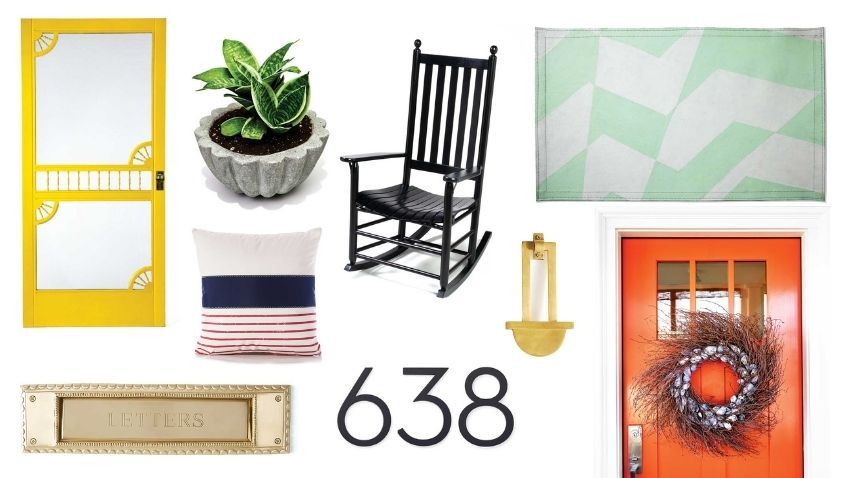 products to help increase your home's curb appeal
