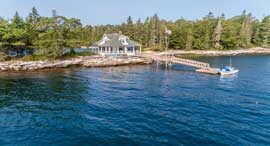 Mouse Island, Southport, ME 04576