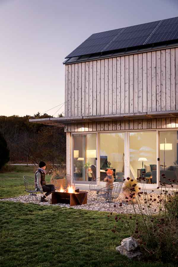 This 1,100-square-foot, solar- powered York place epitomizes Pretty Good House principles